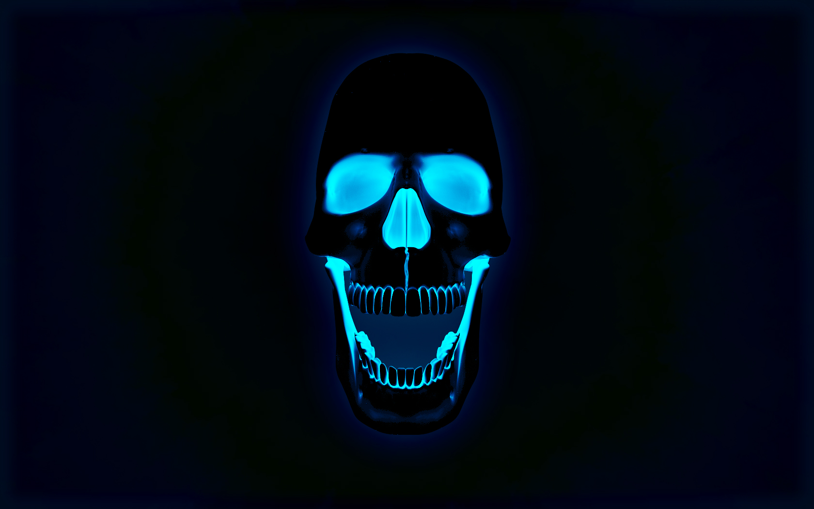 Dark Skull Wallpaper HD 5096 Wallpaper WallDiskPaper 1680x1050