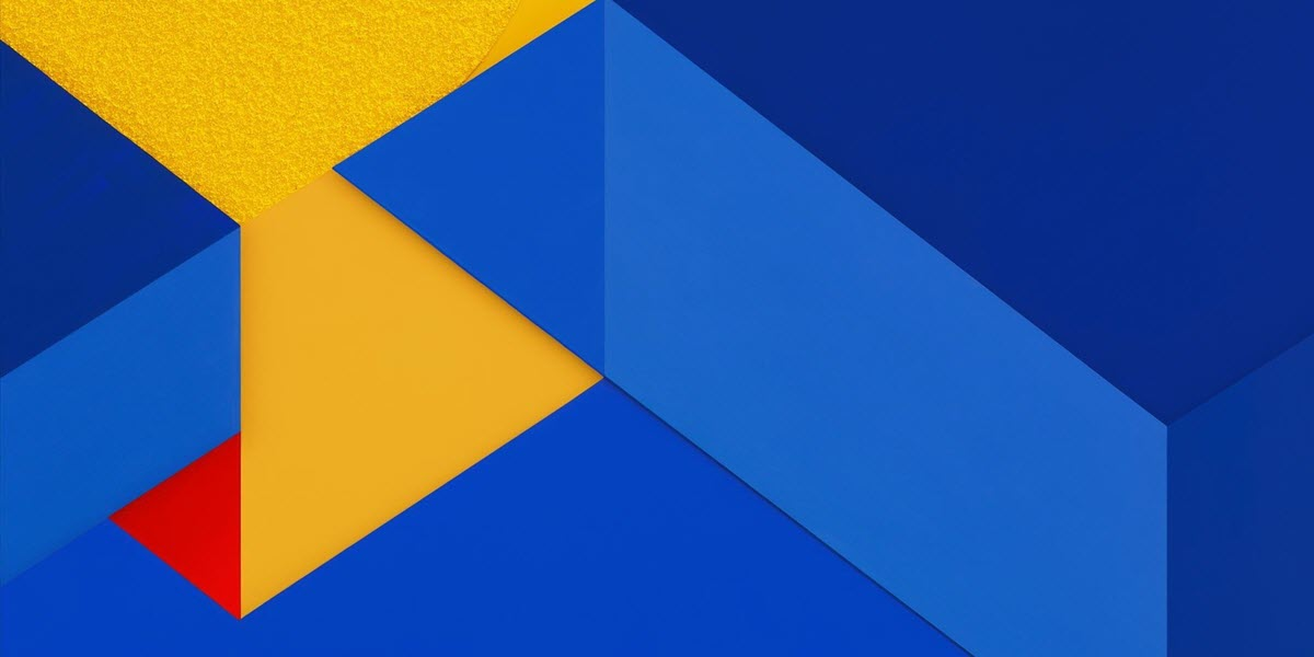 You can get the Android Marshmallow 60 wallpapers right now 1200x600