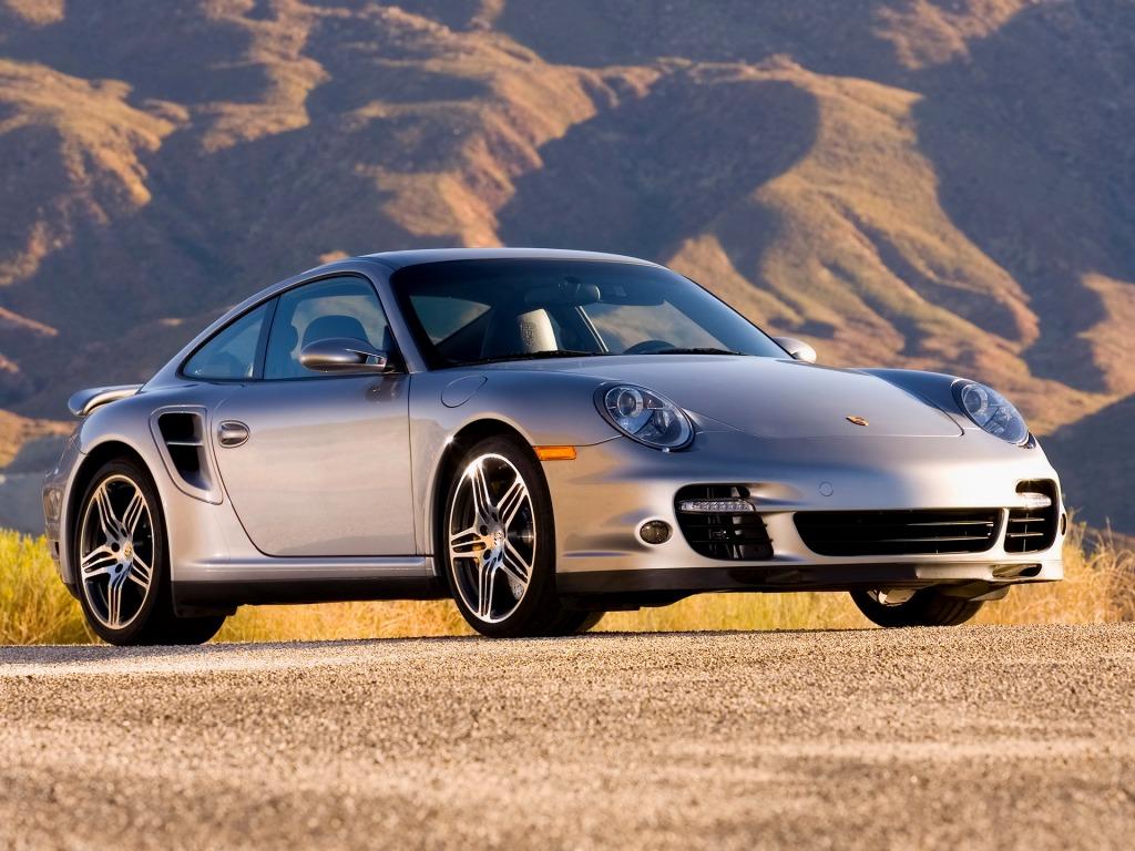 Porsche 911 Turbo Wallpapers Widescreen Desktop Backgrounds 1024x768