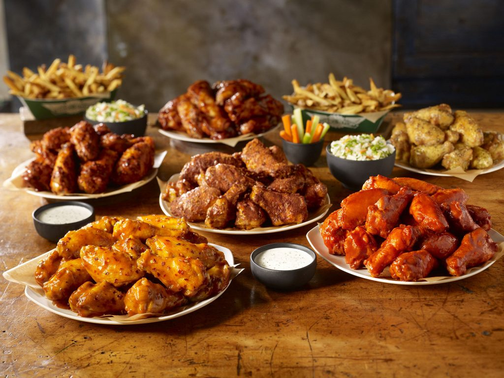 Amazons Alexa is available for you to order delivery at Wingstop 1024x768