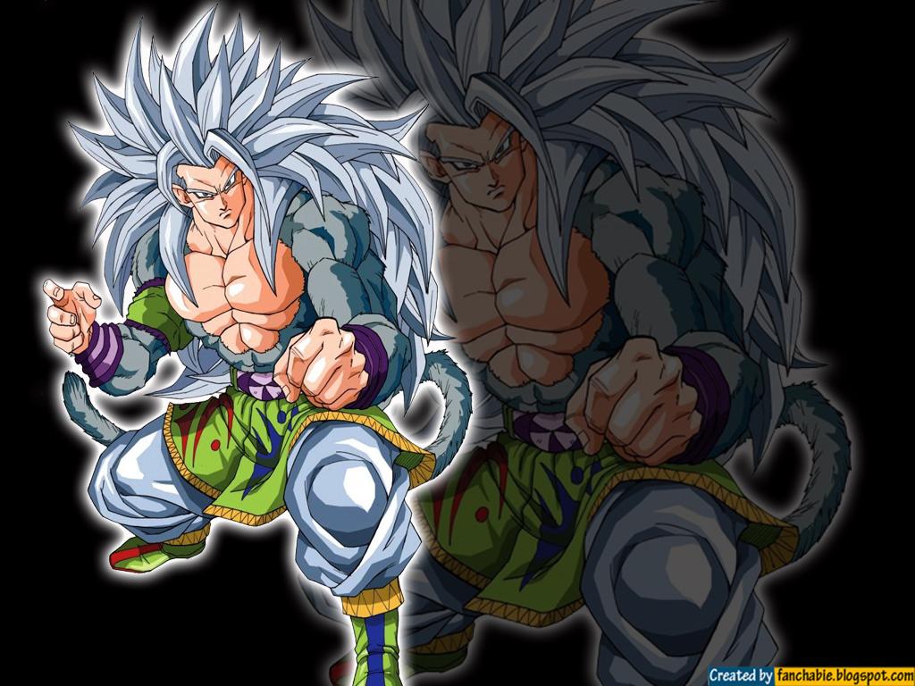 Dragon Ball Z Pictures Of Goku Super Saiyan 5 Hd Wallpapers And