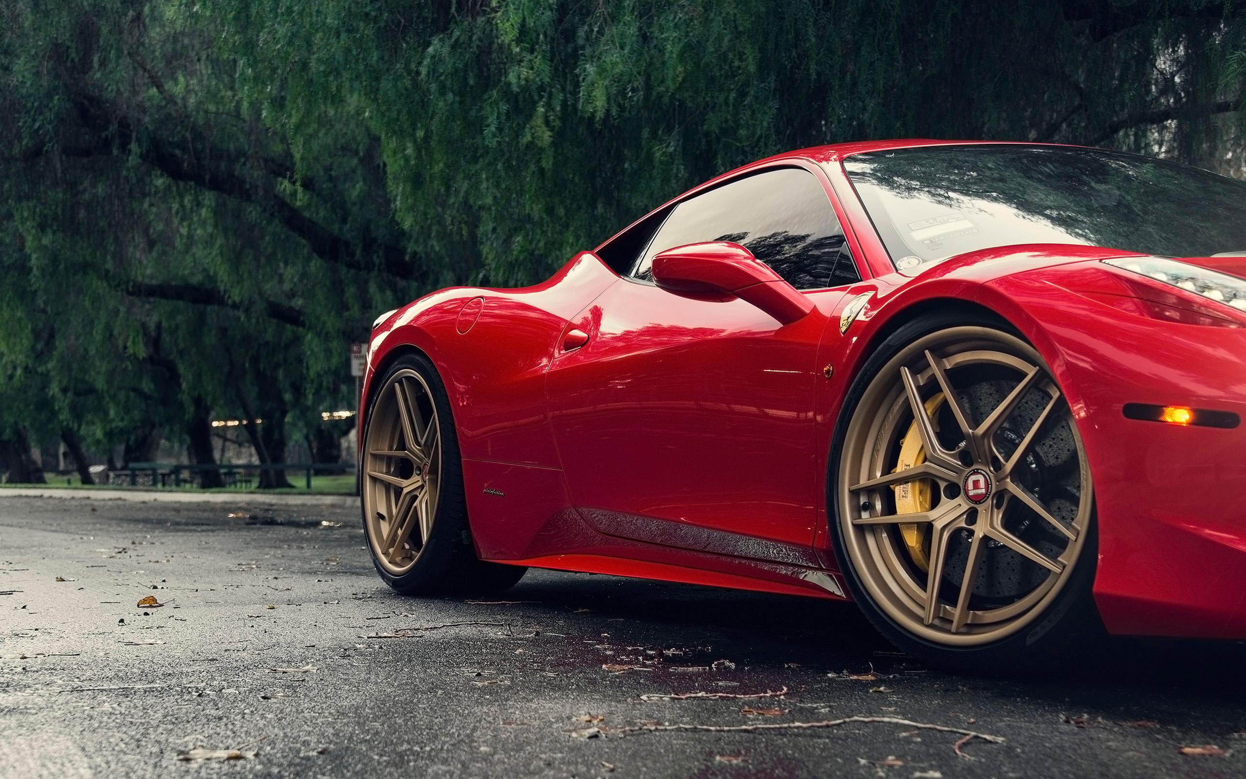 30 2016 Ferrari 458 Italia Wallpaper On Wallpapersafari