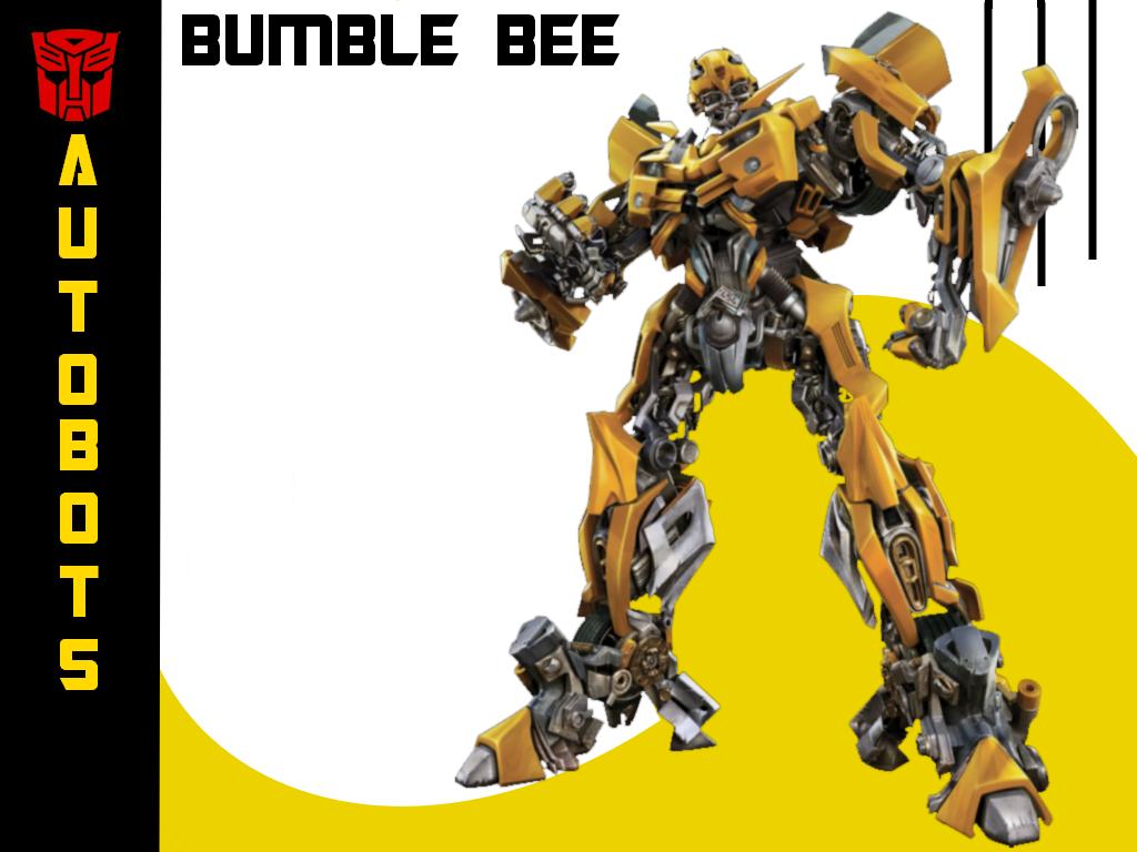 Transformers  Bumble Bee W P  by Ju ko chanpng 1024x768