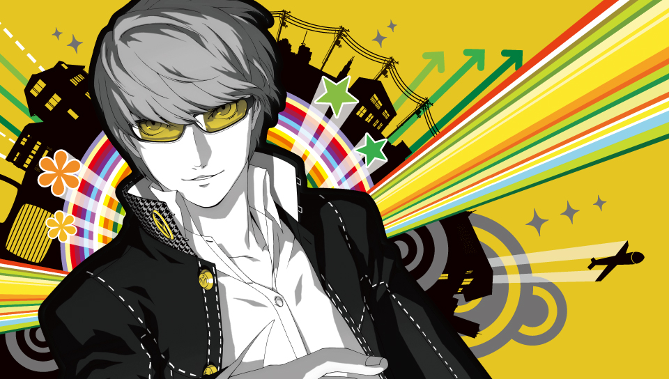 Persona 4 Golden Wallpaper