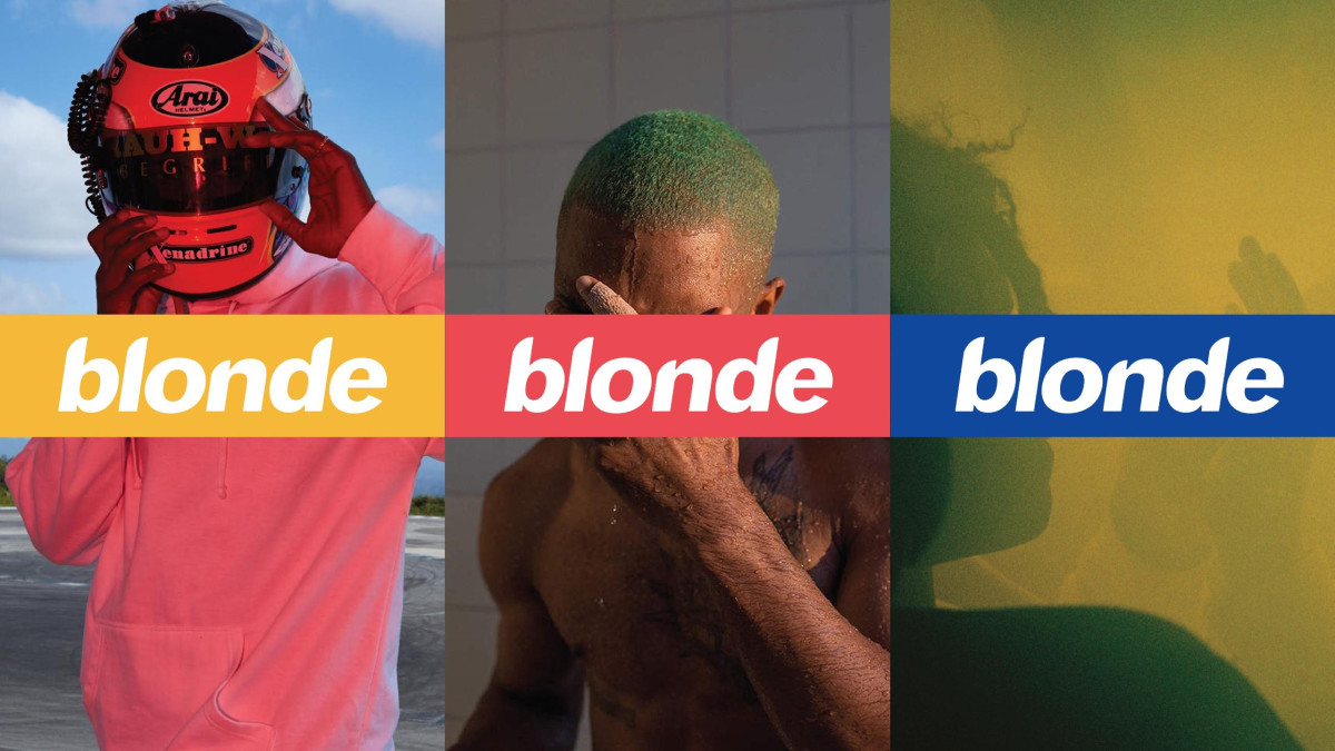 Frank Oceans Blonde feat the whole music industry News 1200x675