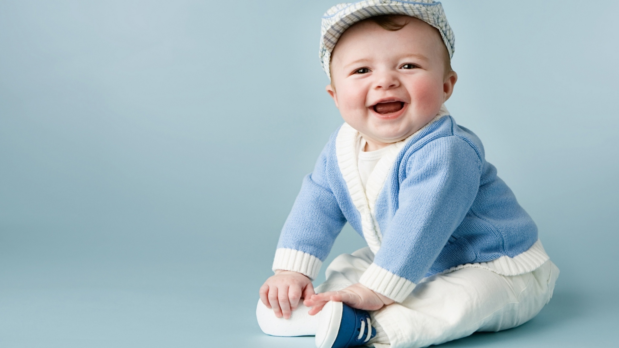Cute Smile Model Baby 2048 x 1152 Download Close 2048x1152