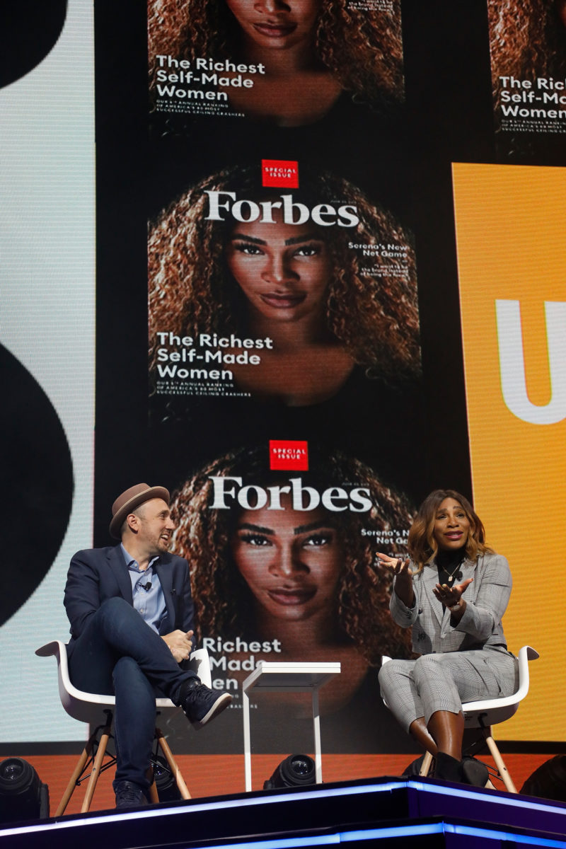 Serena Williams Discusses Fashion At Forbes 30 Under 30 Summit 800x1200