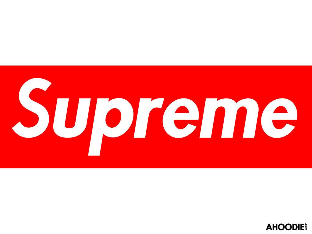 Free Download Supreme Logo Wallpaper Sf Wallpaper 1024x768