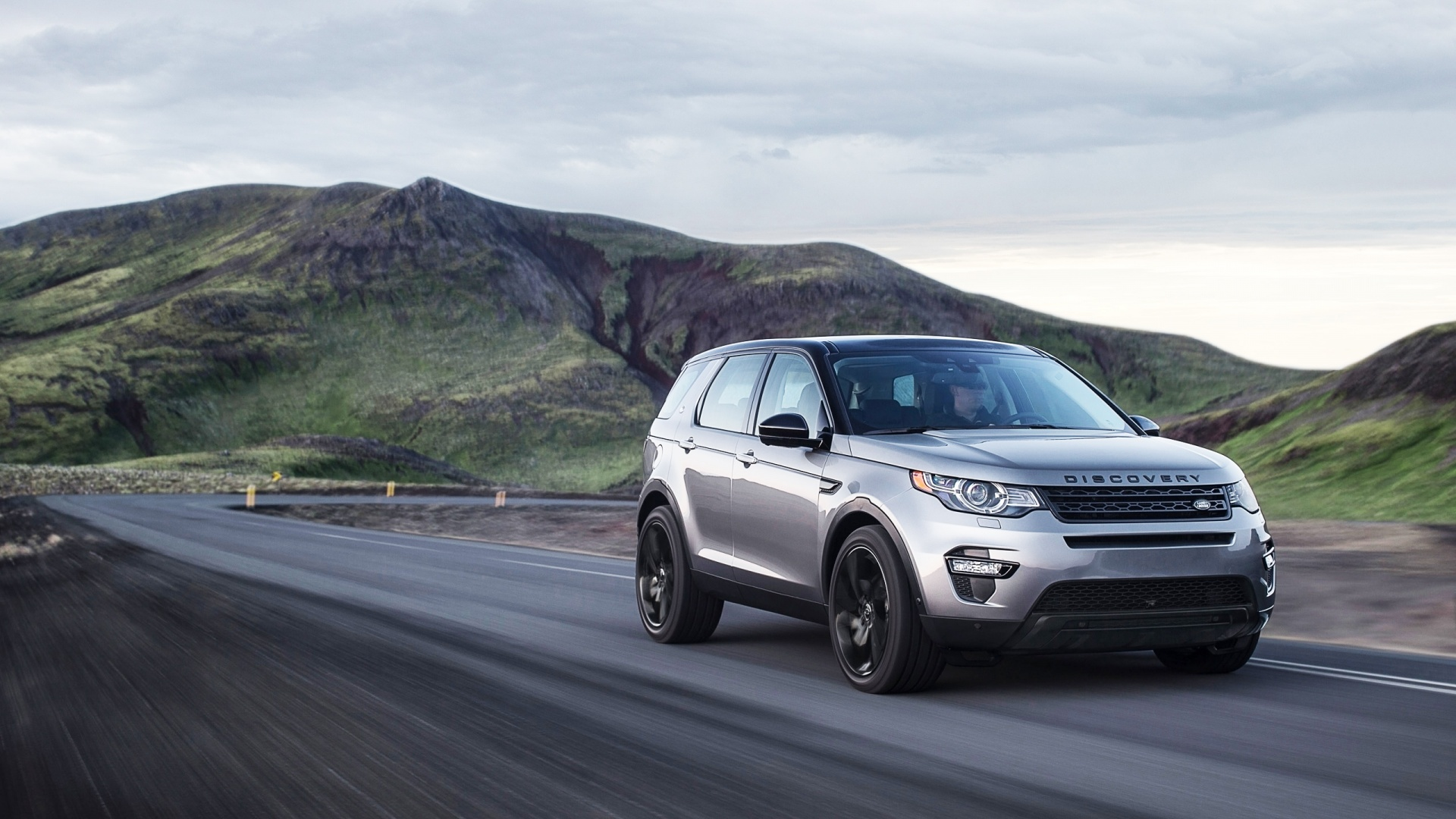 2015 Land Rover Discovery Sport Wallpaper HD Car Wallpapers 1920x1080