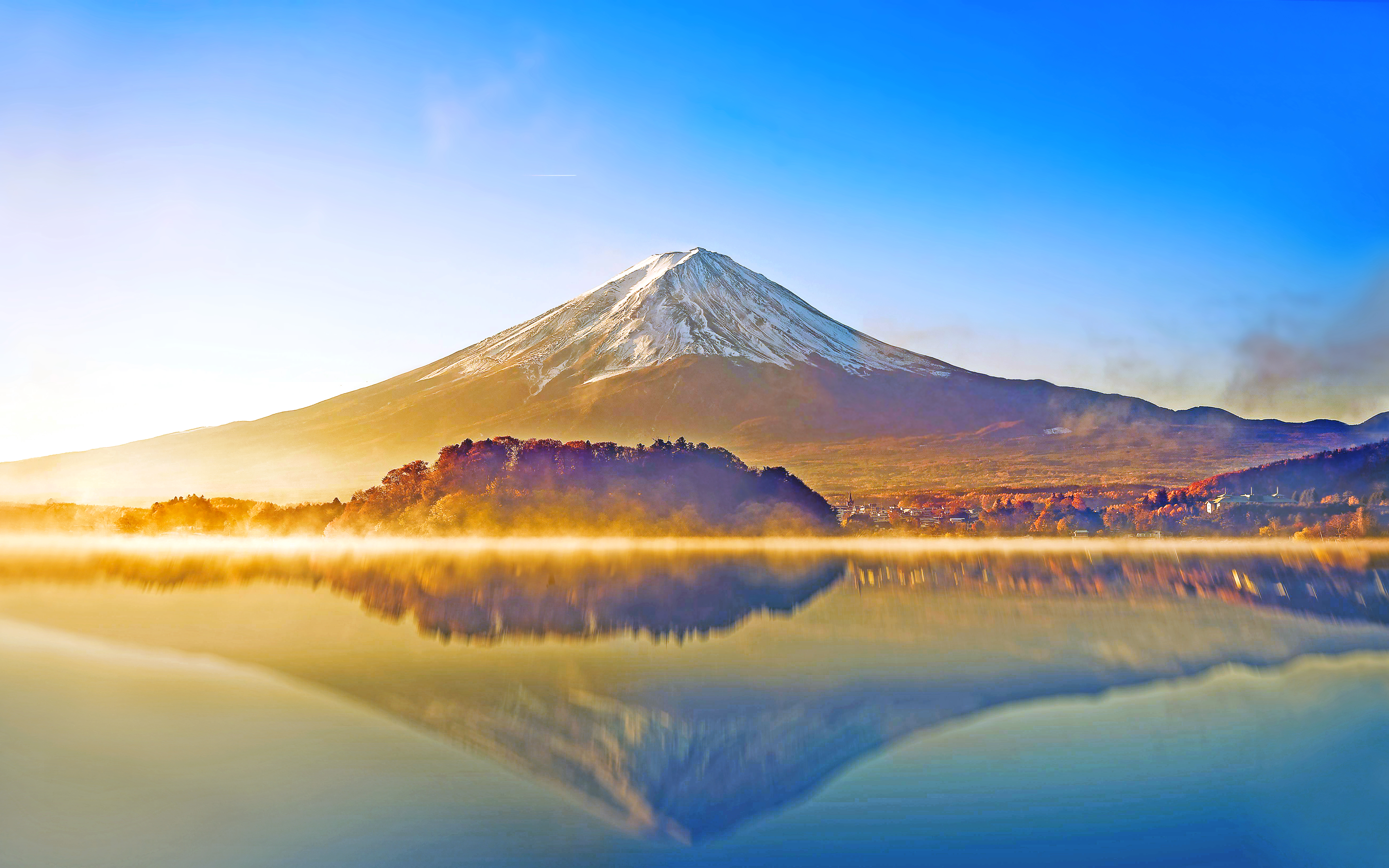 Mount Fuji Wallpapers and Background Images   stmednet 5234x3272