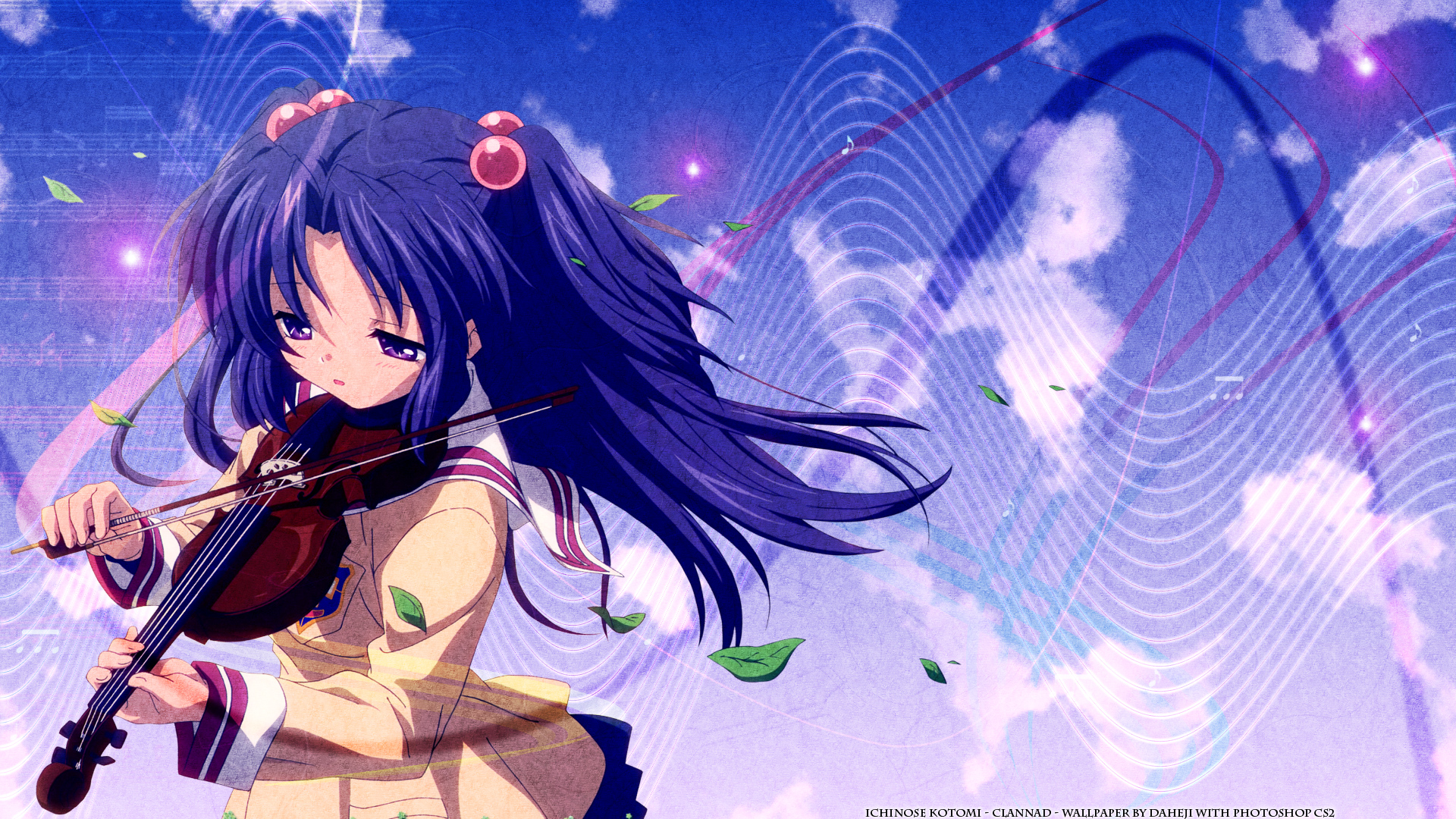 CLANNAD Girls images Kotomi Ichinose HD wallpaper and 1920x1080