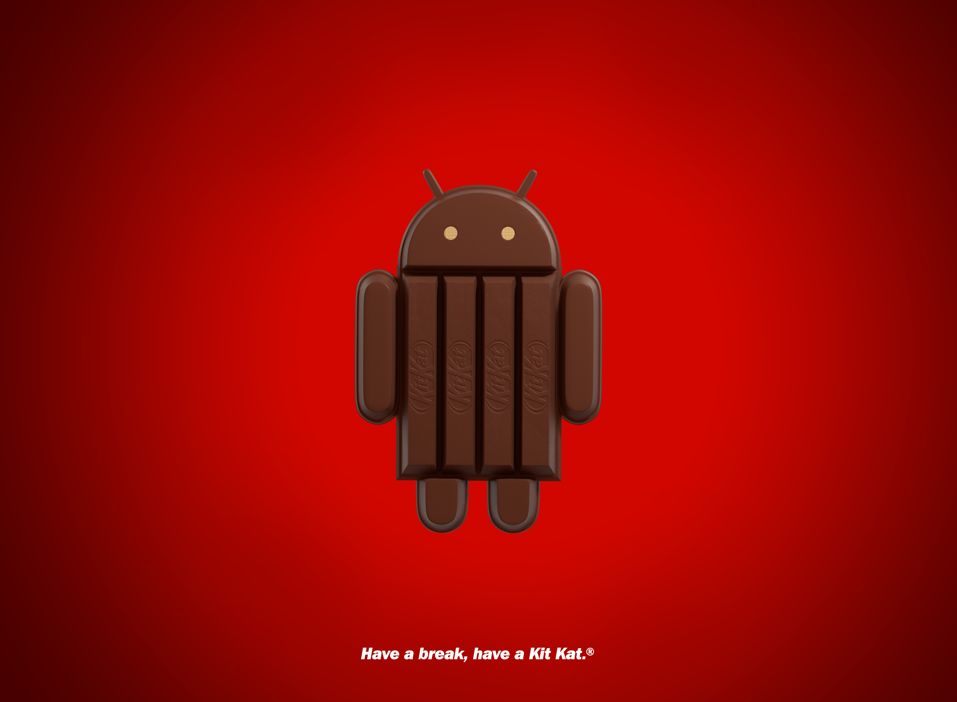 Android Kit Kat Wallpaper Android kitkat nestle 44 Android 1920x1408