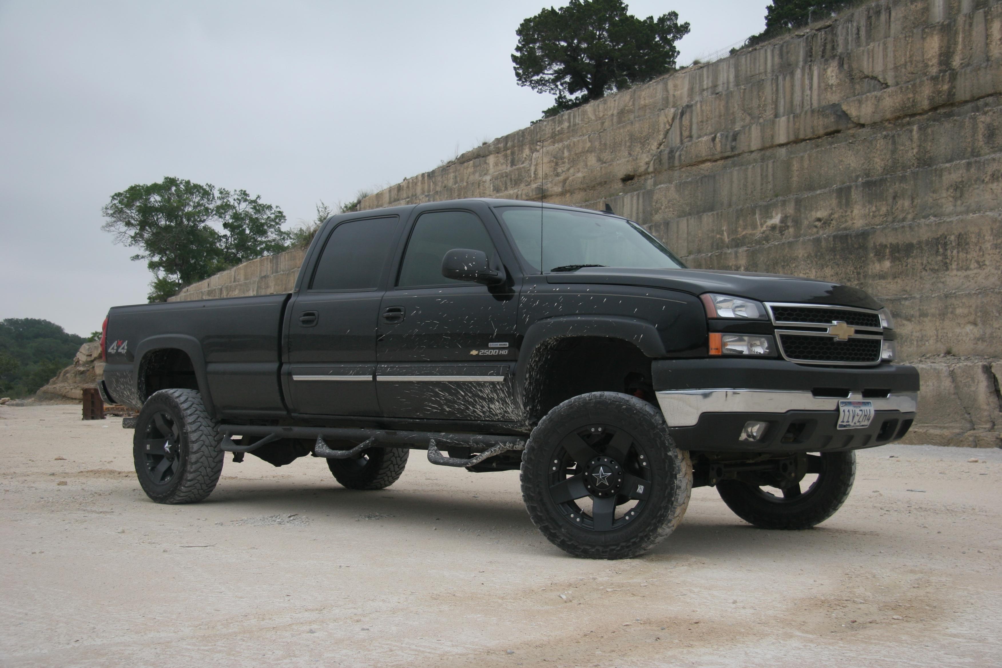 Awesome Jacked Up Trucks >> Jacked Up Trucks Wallpapers - WallpaperSafari
