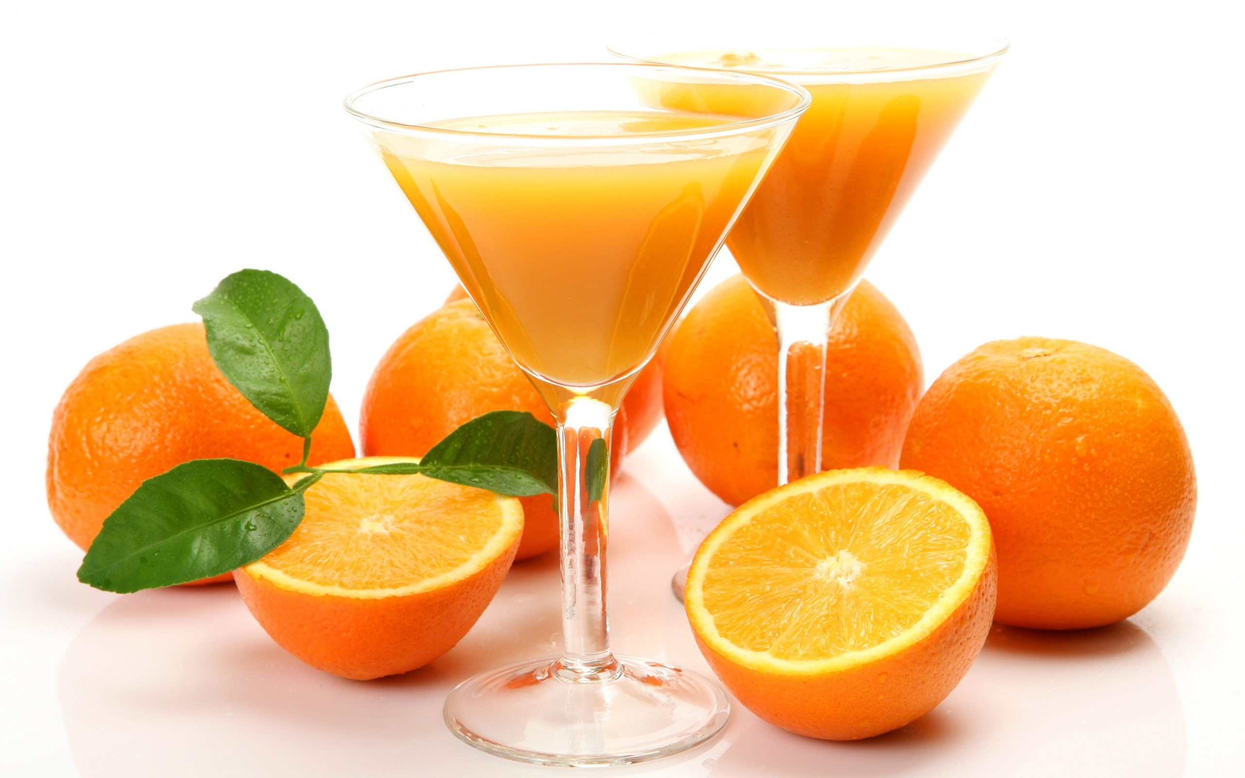 19 Best HD Orange Juice Wallpapers 2560x1600