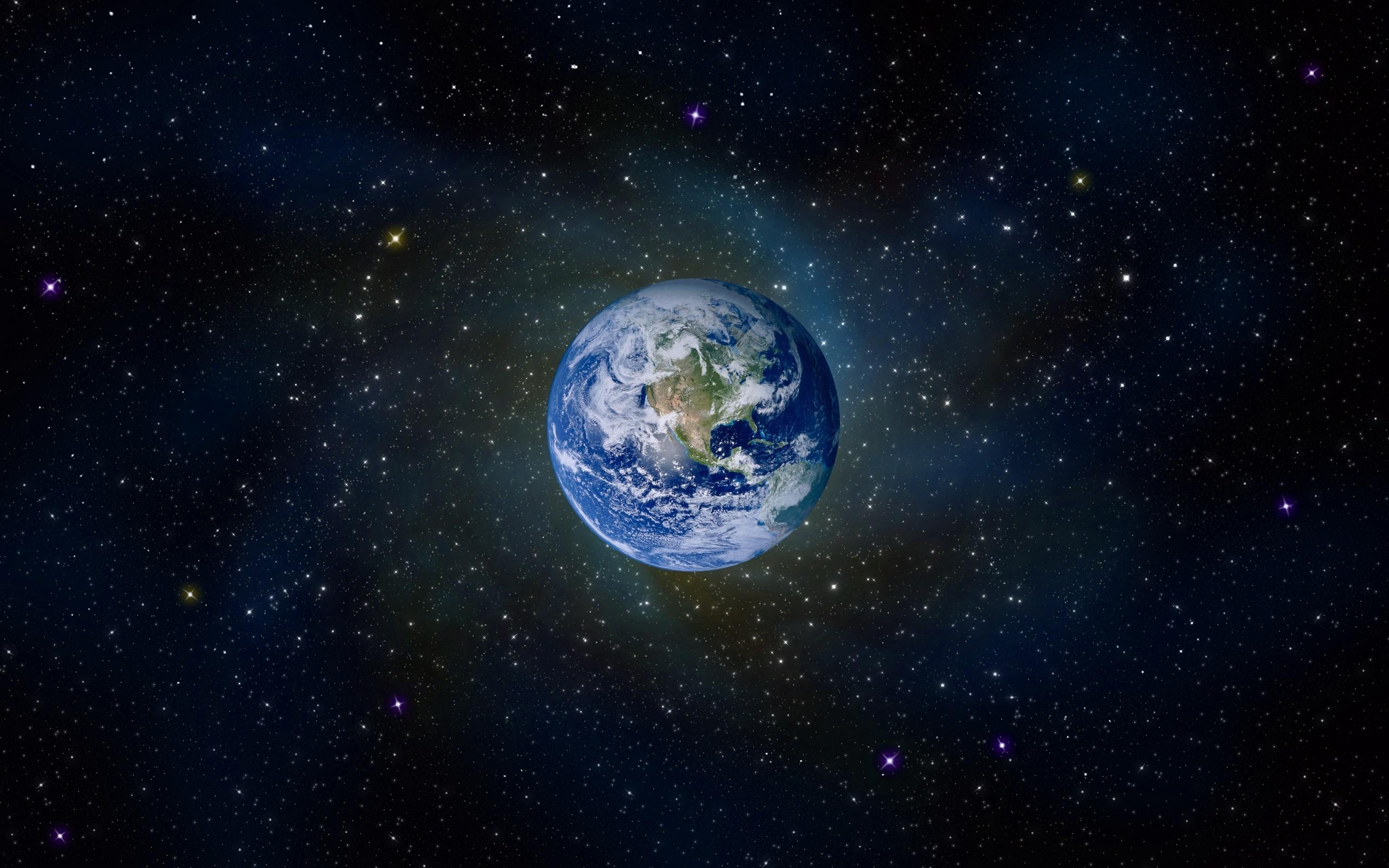 Planet Earth Wallpaper 2560x1600