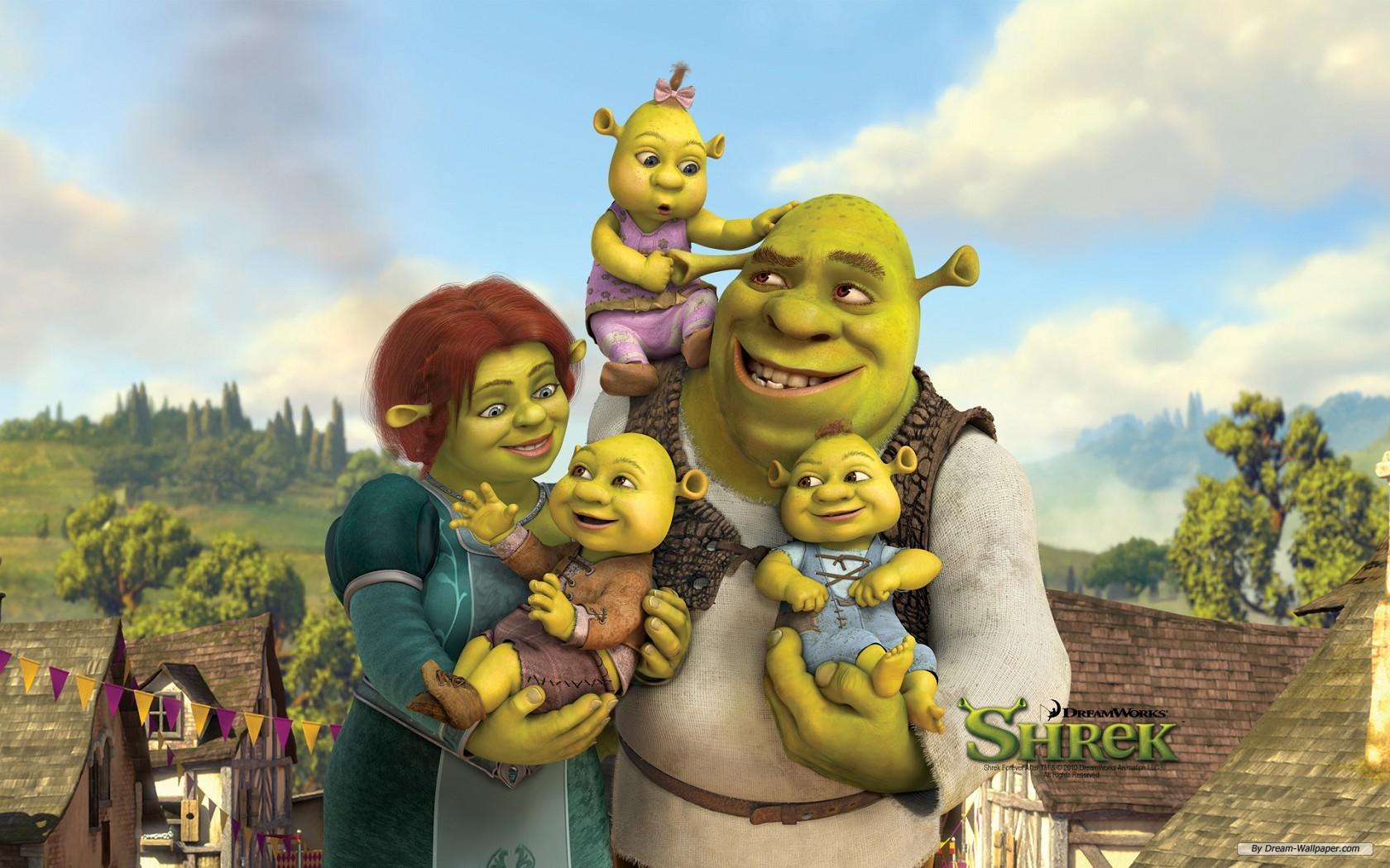 43 Shrek 2 Wallpaper On Wallpapersafari