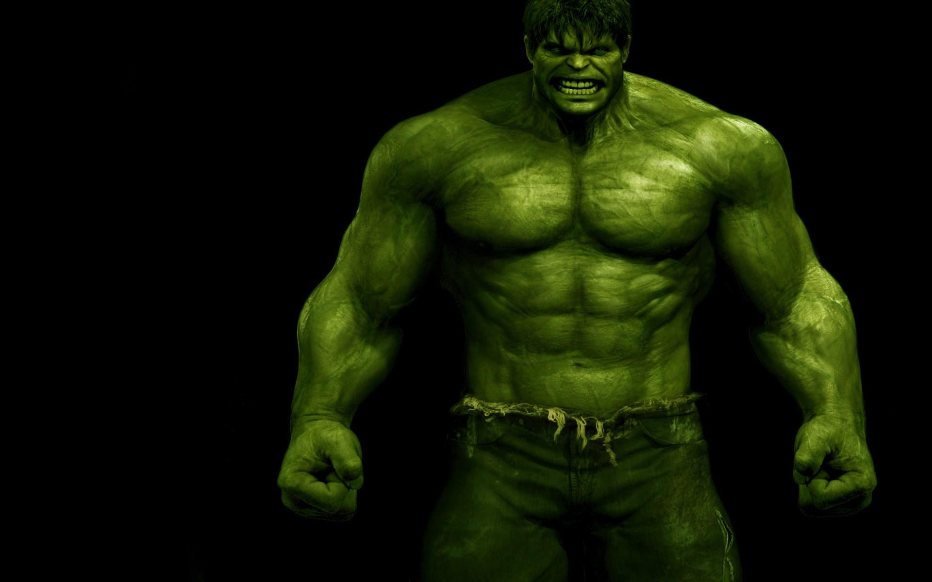 Incredible Hulk HD Wallpaper 1920x1200