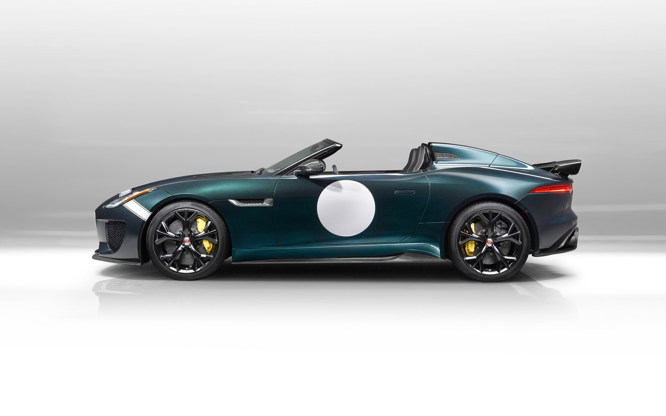 2015 Jaguar F Type Project 7 4 Wallpaper HD Car Wallpapers 2560x1600
