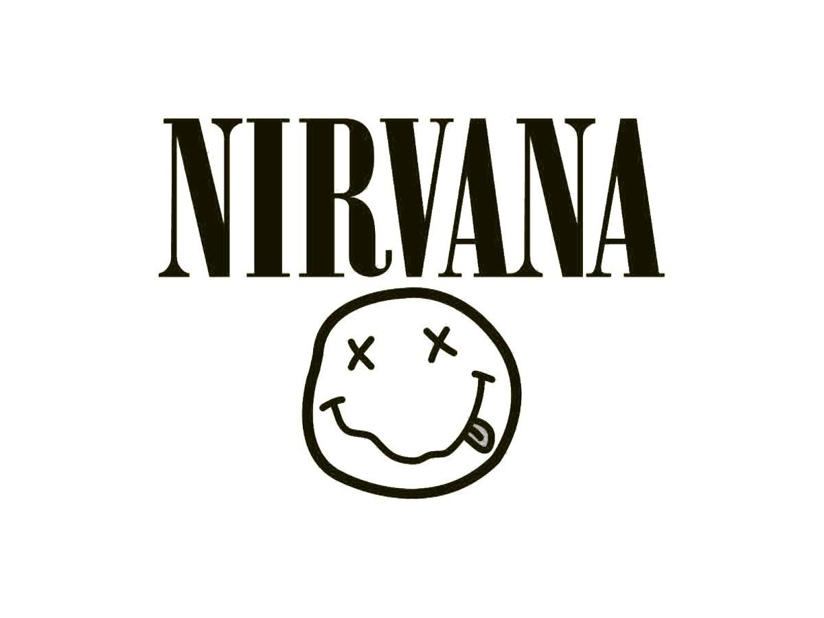 Nirvana Smiley Wallpaper Nirvana smiley 1200x900