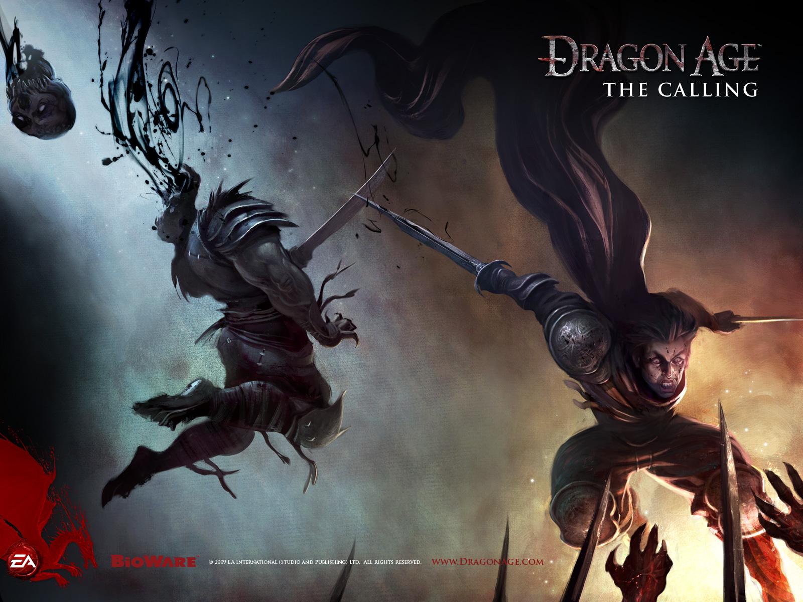 Dragon Age Mage Wallpaper Wallpapersafari