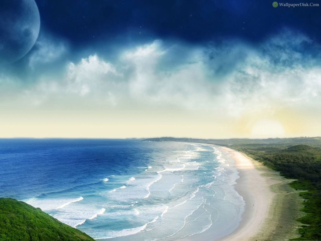 Beautiful Beach Wallpapers For Desktop 3893 Hd Wallpapers in Beach ...