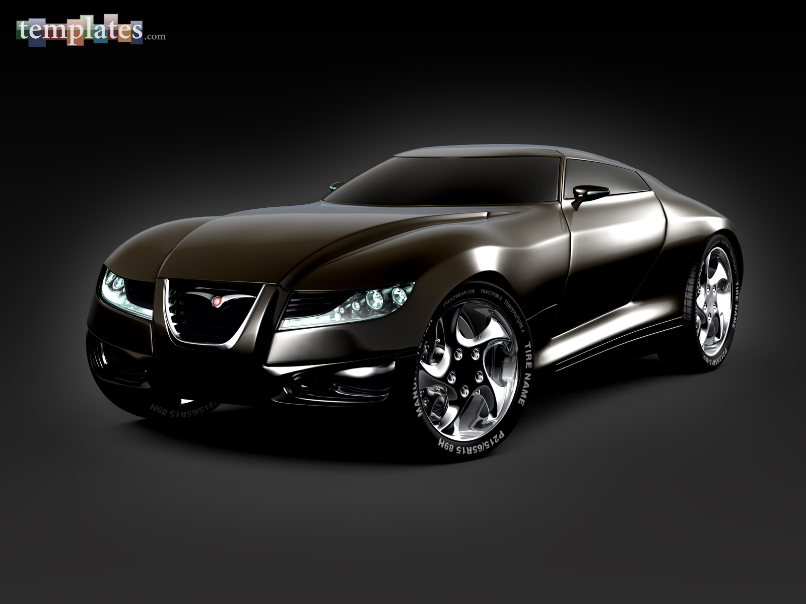 Background wallpaper XP wallpaper 3D Sports Car 1600x1200
