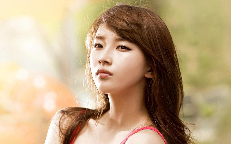 Korean girl wallpaper wallpapersafari for Teenage girl wallpapers