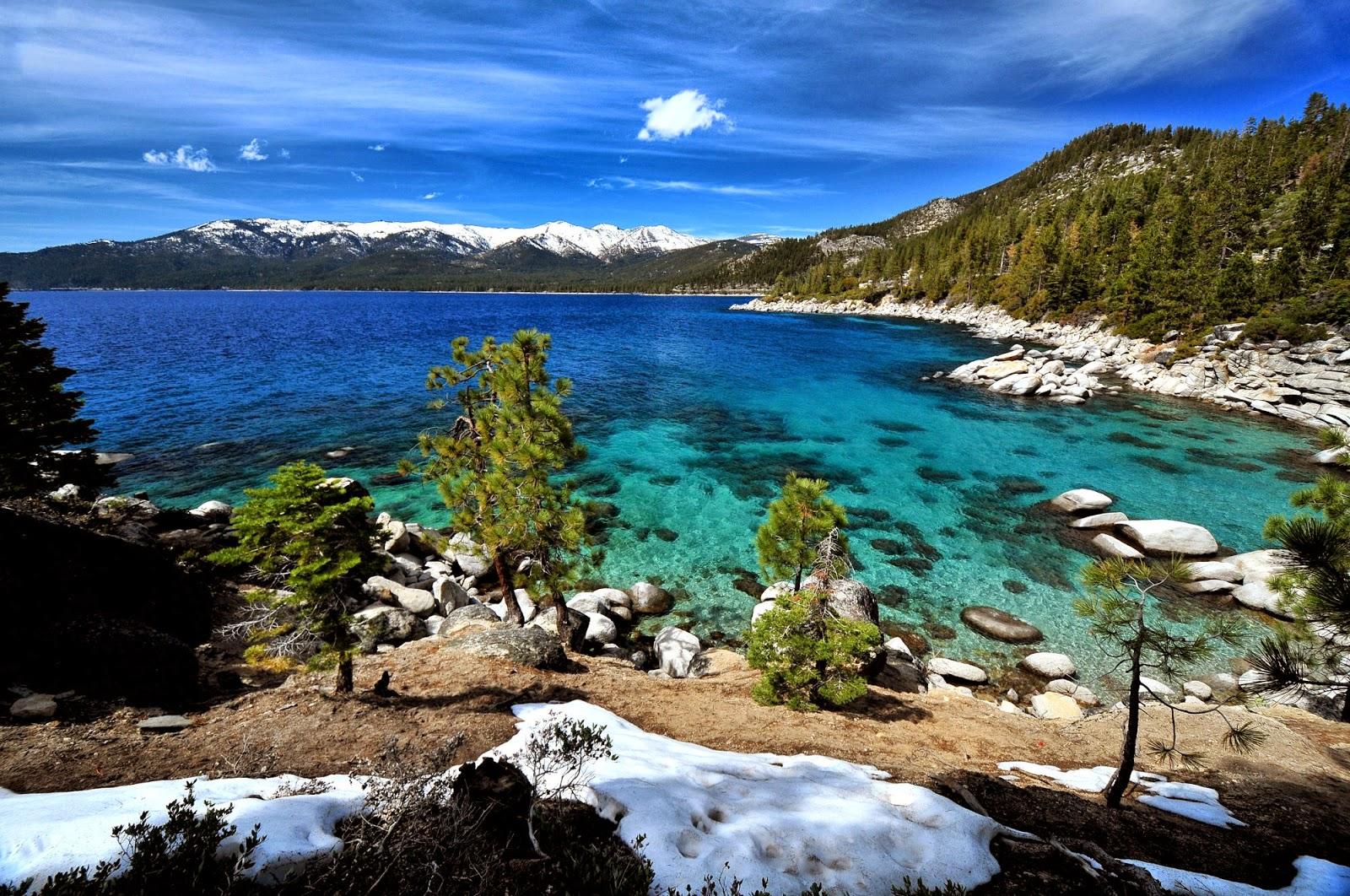 Lake Tahoe California Nevada HD Wallpapers   Top HD Wallpapers 1600x1062