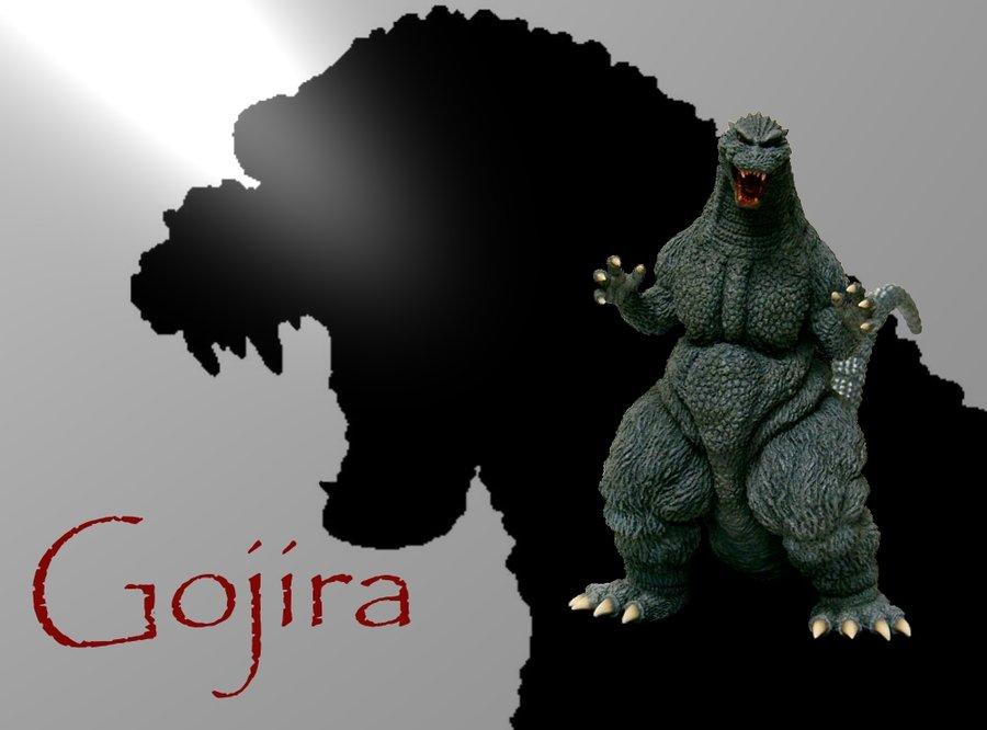 Godzilla aka Gojira Wallpaper by WoGzilla 900x666