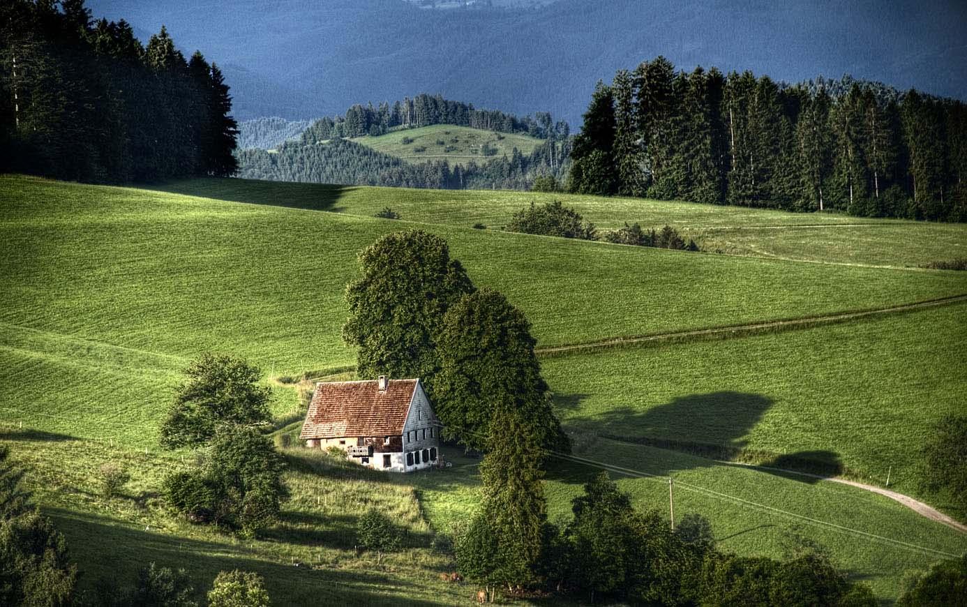 Black Forest Germany Desktop Wallpapers 1386x870