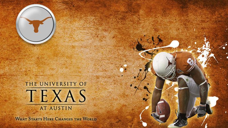 Texas Longhorns Logo Wallpaper Hd