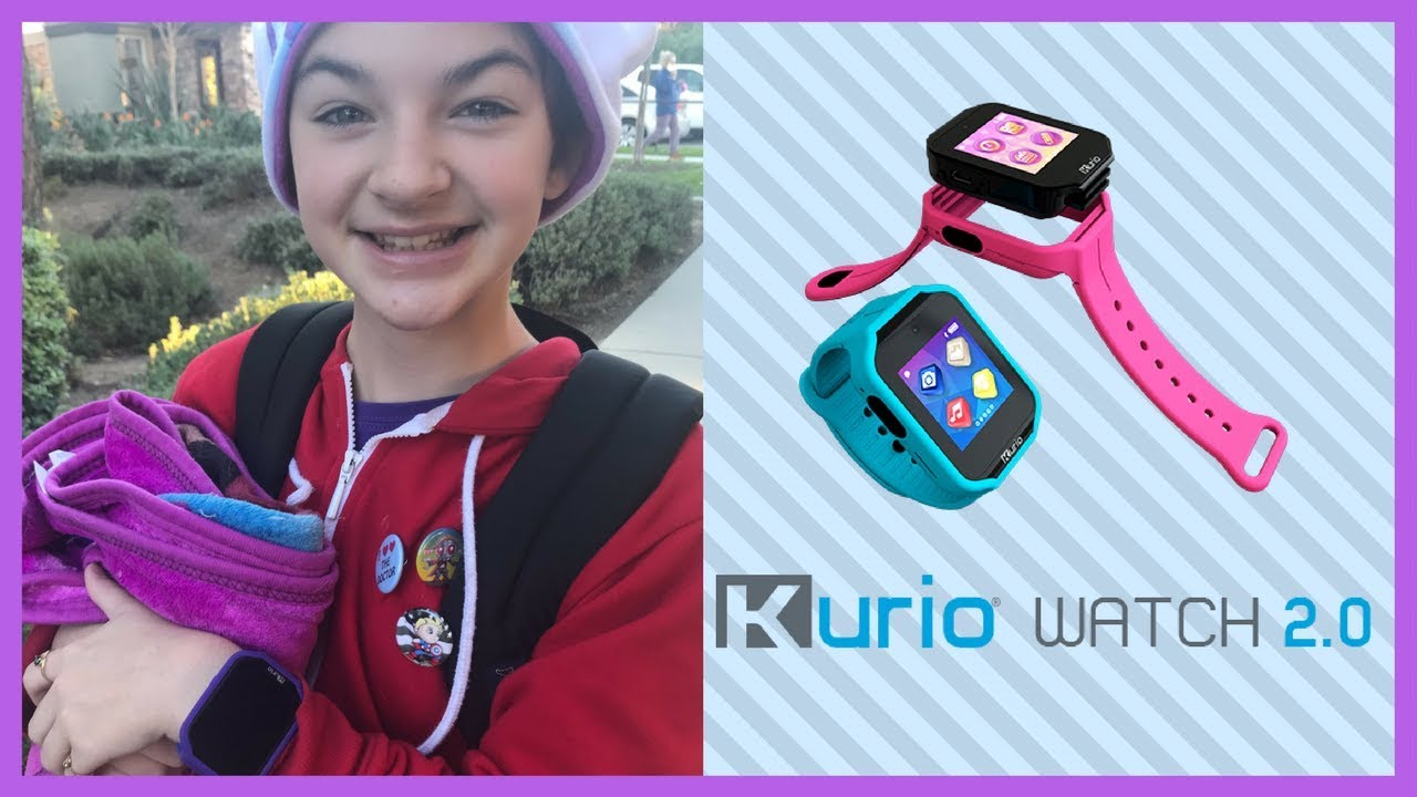 Kurio Watch 20 KD Interactive 1280x720
