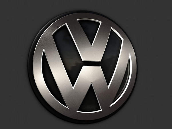 HD Wallpapers Volkswagen Logo Wallpaper 600x448