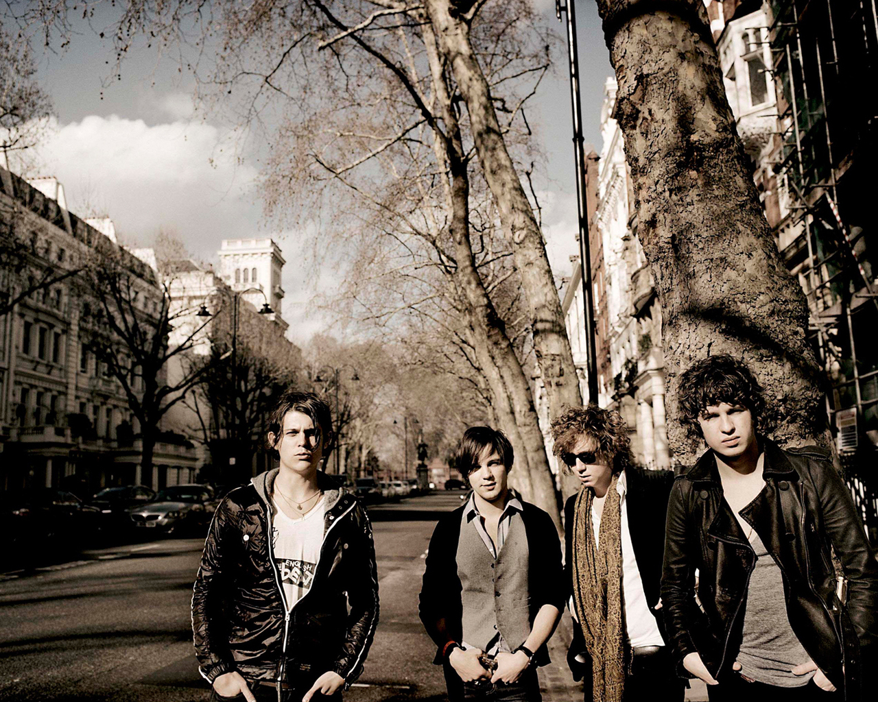 Pictures The Kooks wallpapers on your desktop computer wallpapers 1280x1024