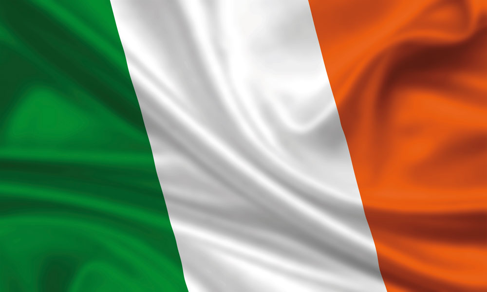 Gallery For Ireland Flag Wallpapers 1000x600