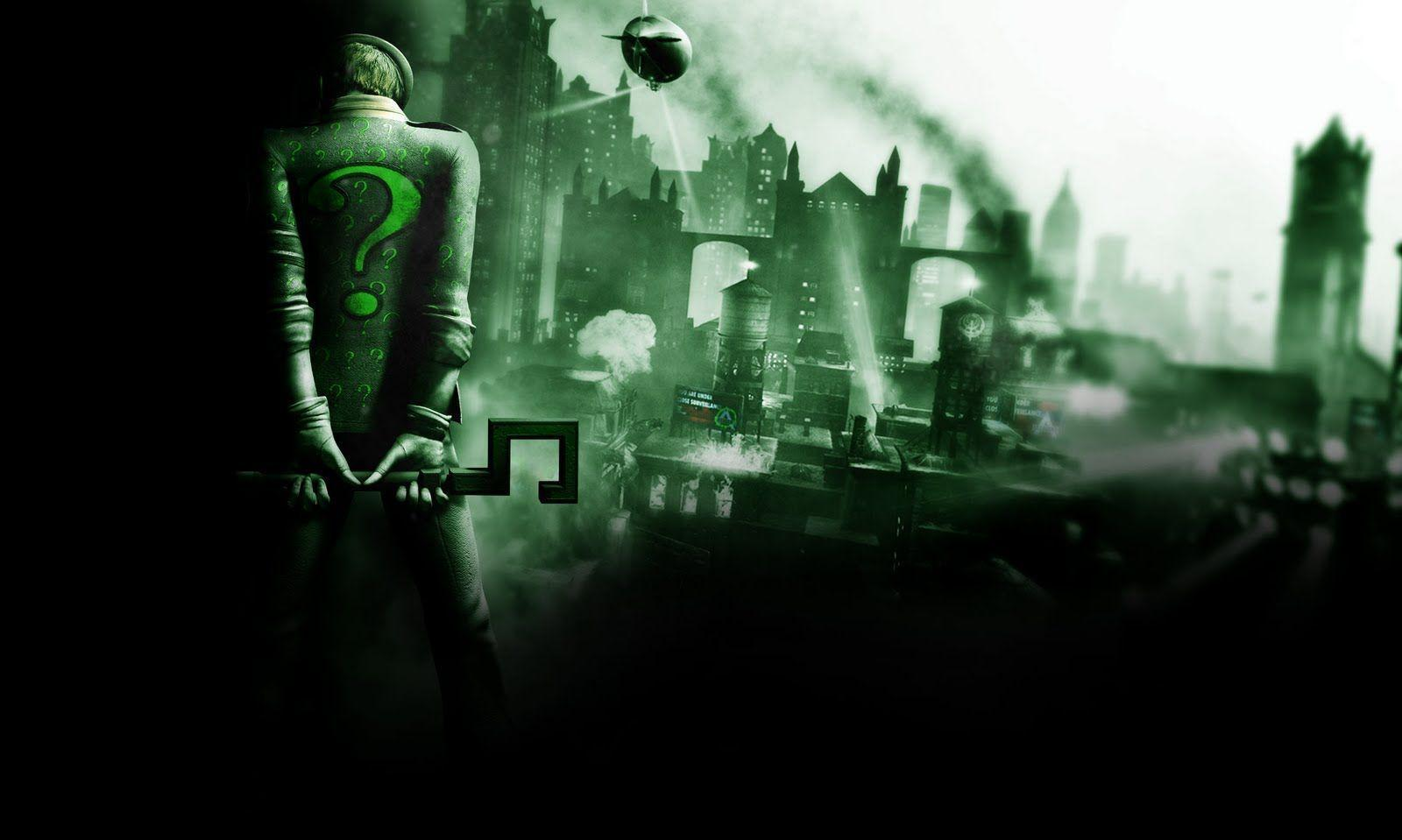 The Riddler Wallpapers 1600x959