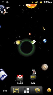 Black Hole Live Wallpaper   Android Apps on Google Play 174x310