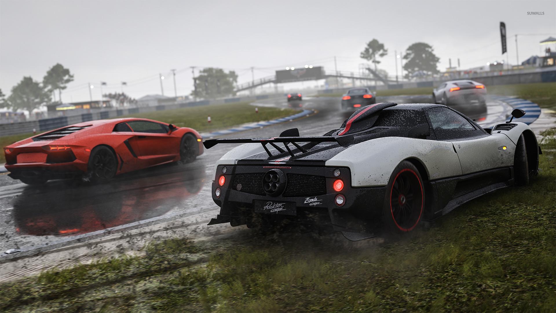 Forza Motorsport 6 wallpaper   Game wallpapers   44848 1366x768