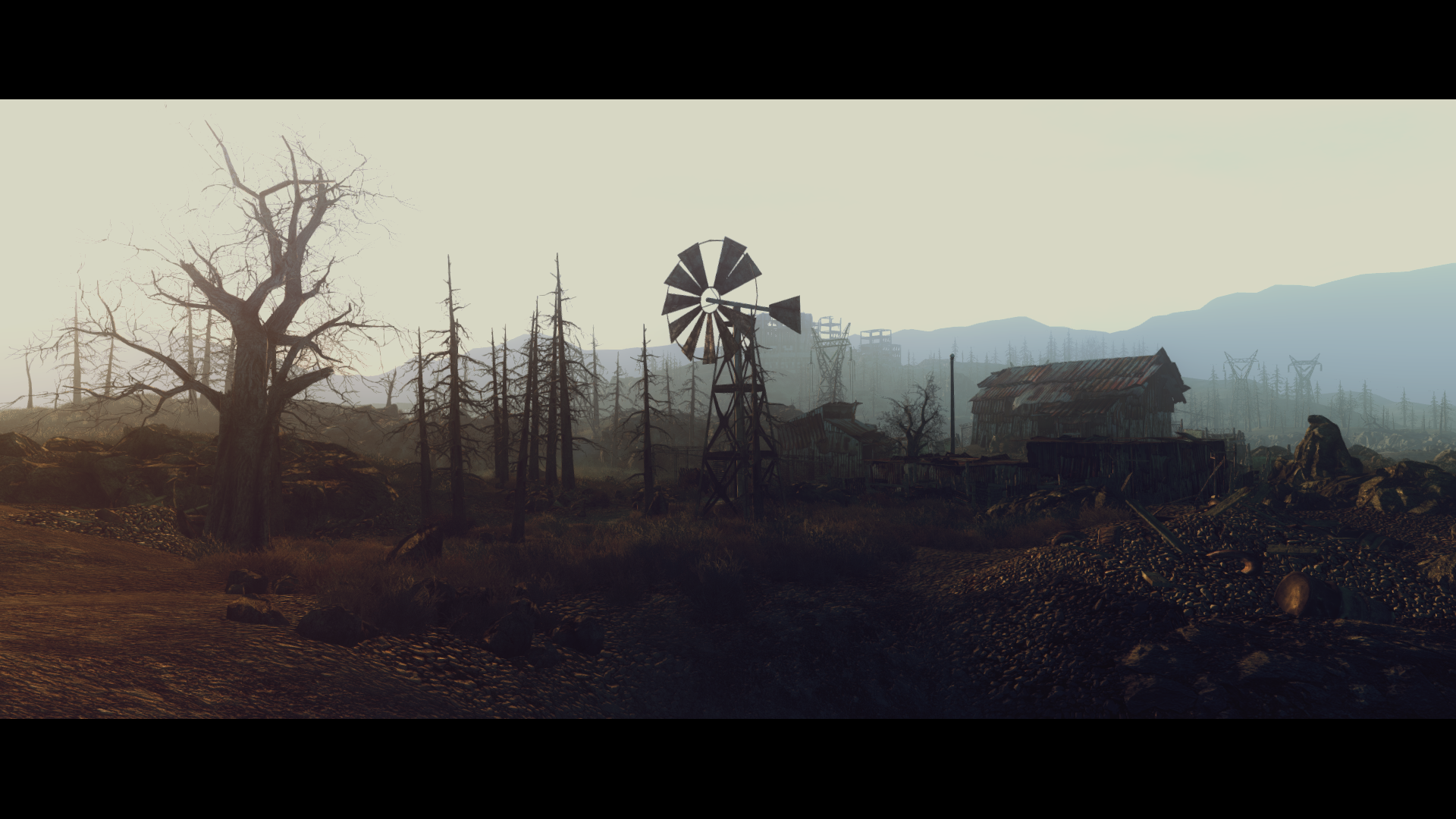 Fallout Wallpapers Widescreen FHDQ Wallpapers of Fallout