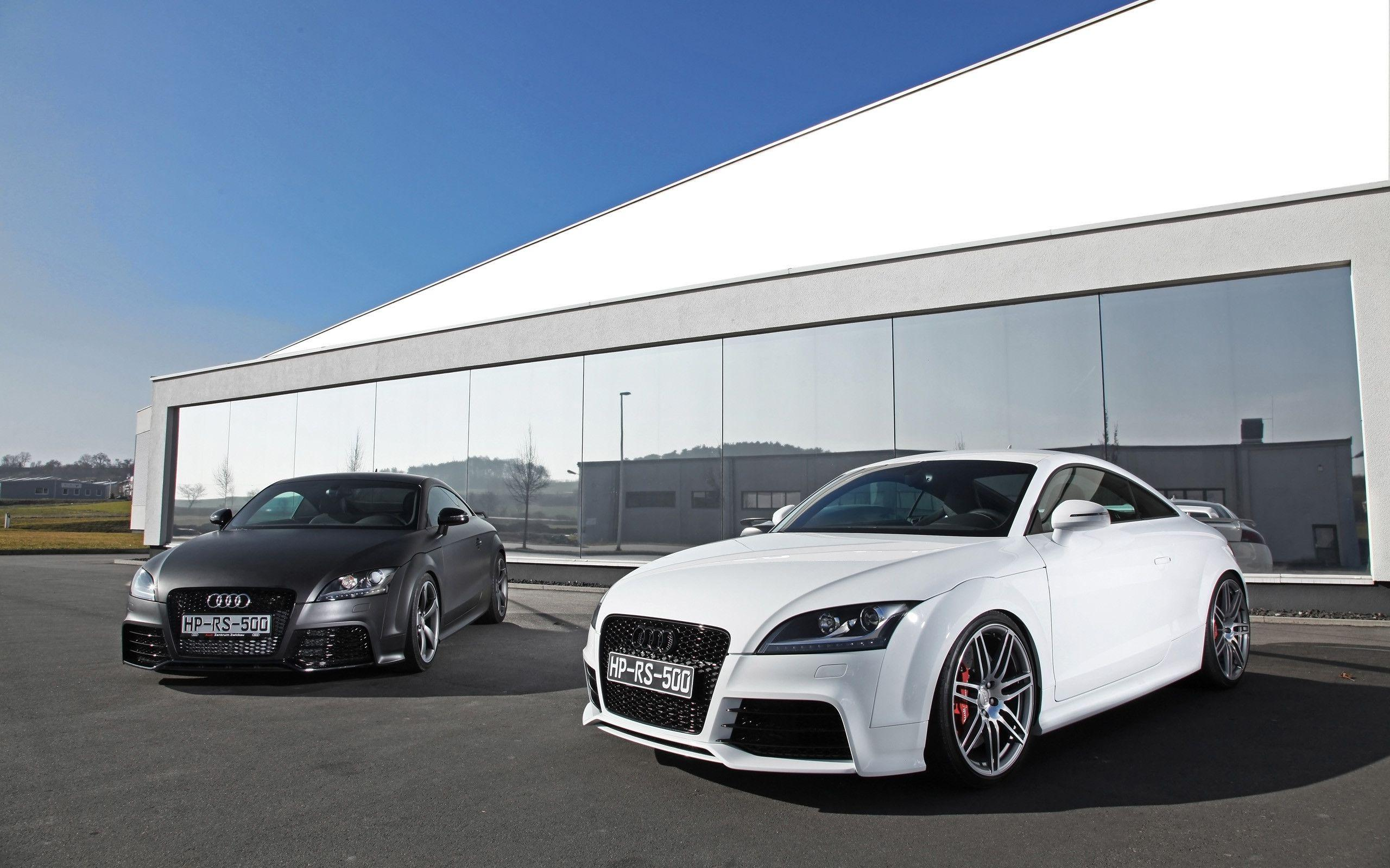 Audi TT Wallpapers 2560x1600