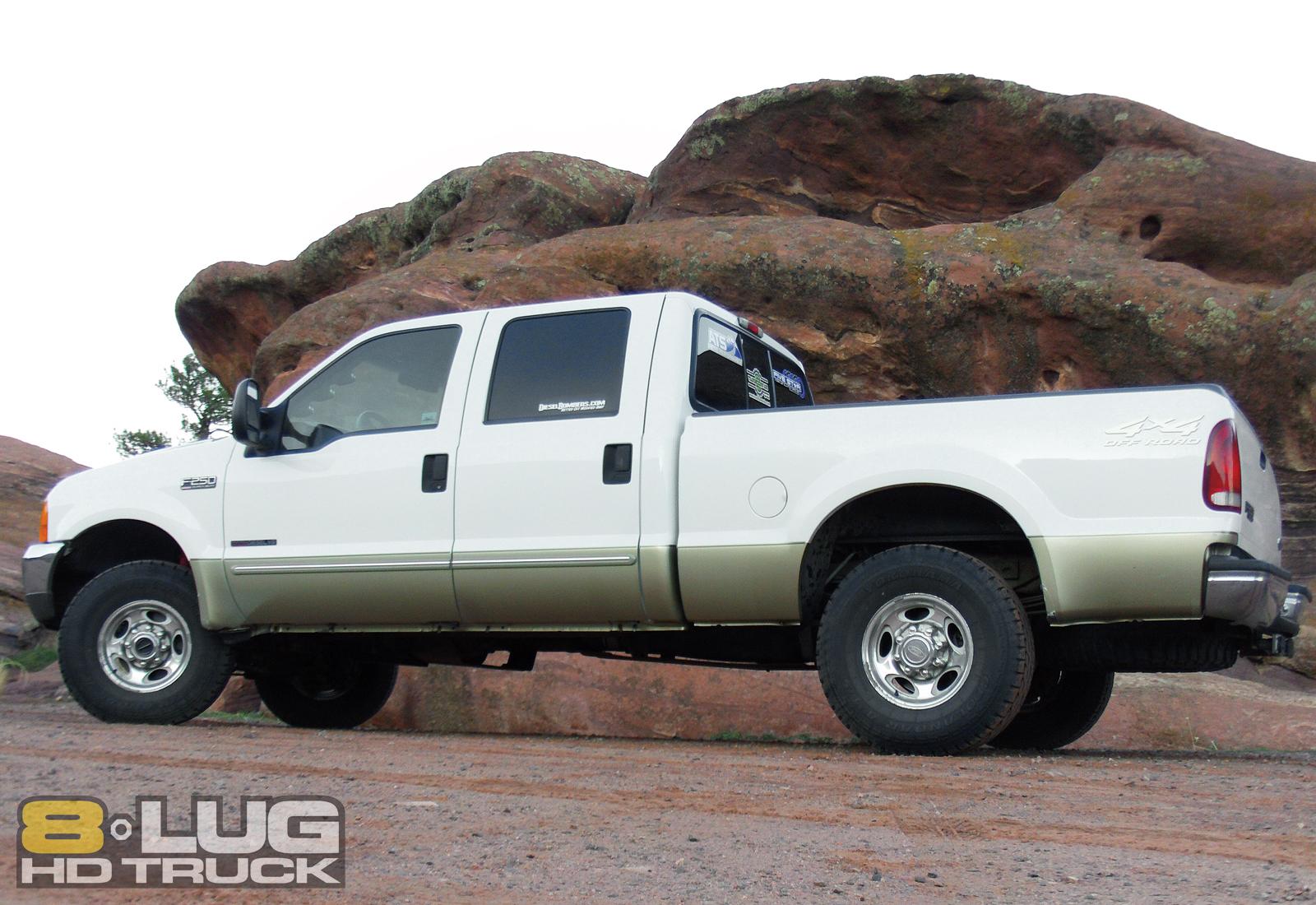 Diesel Bombers Trucks 2000 Ford F250 1600x1100