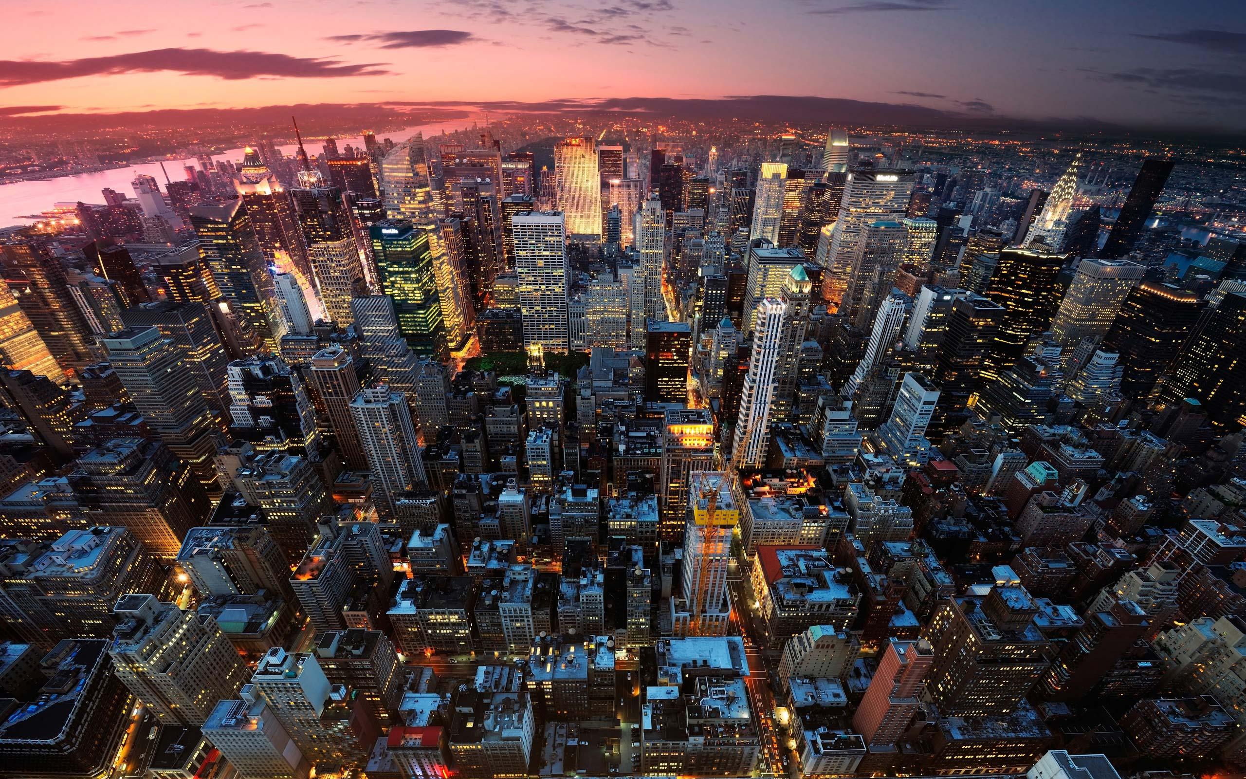 New York Wallpaper 4K Desktop Backgrounds 2560x1600