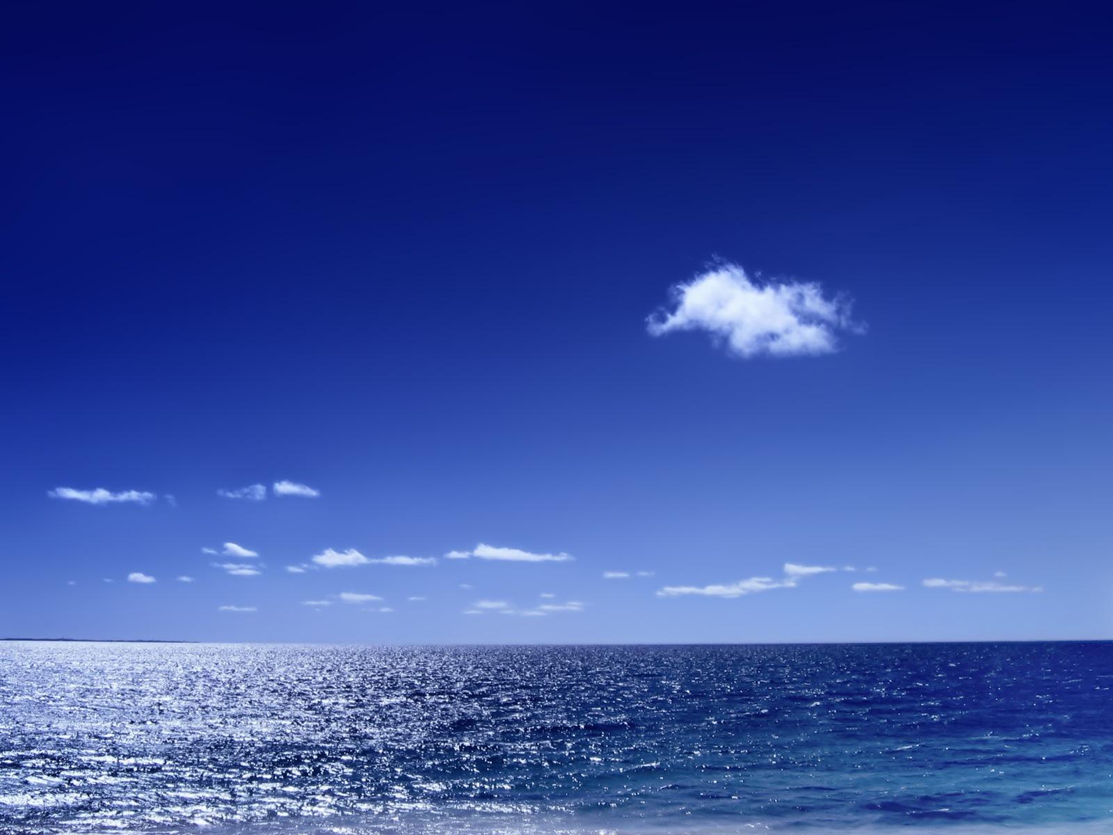 Blue Sea Wallpaper   Colors Wallpaper 34511307 1600x1200
