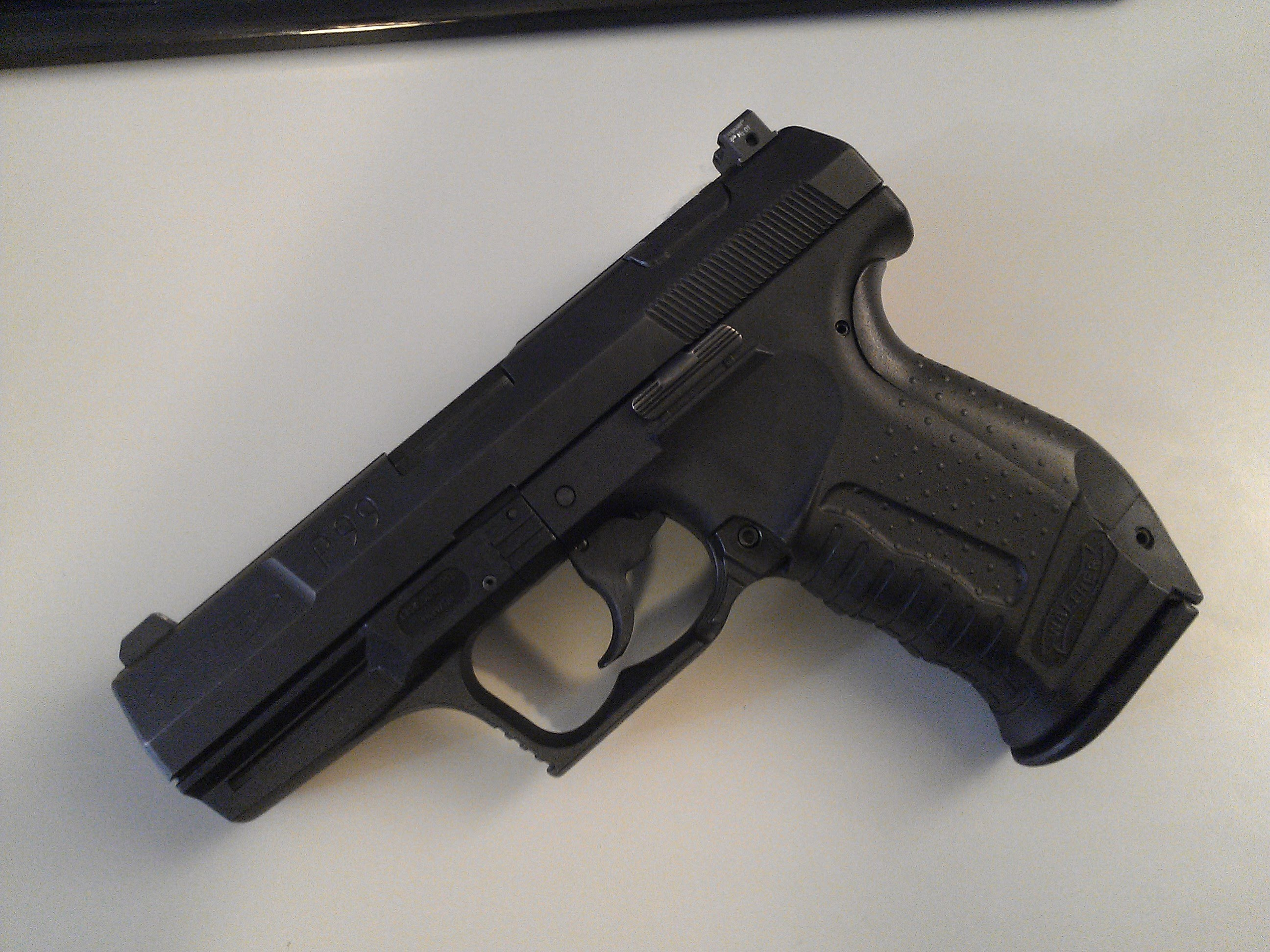 Walther P99 As Hd Wallpaper 2592x1944