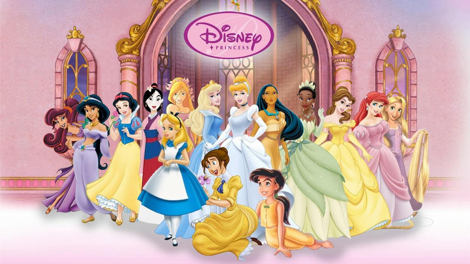 Disney Princess HD Wallpapers Download HD WALLPAERS 4U FREE 1600x900