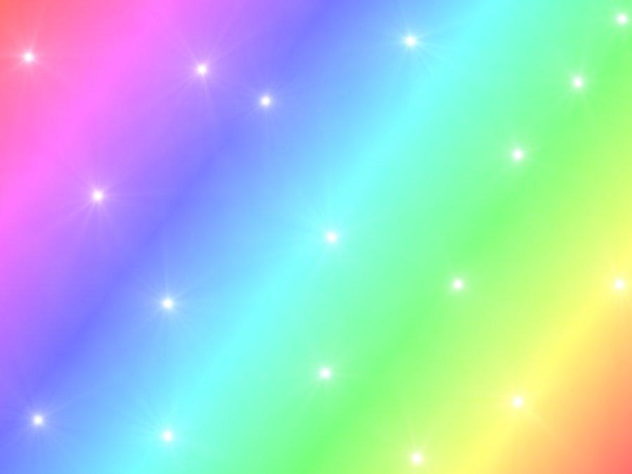 Rainbow Background - WallpaperSafari
