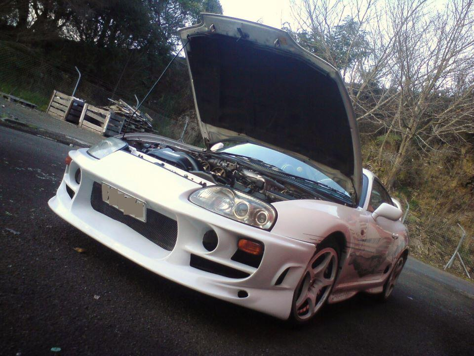 Toyota Supra HD Cars Wallpapers Supra Hot Wallpapers Cool Supra 960x720