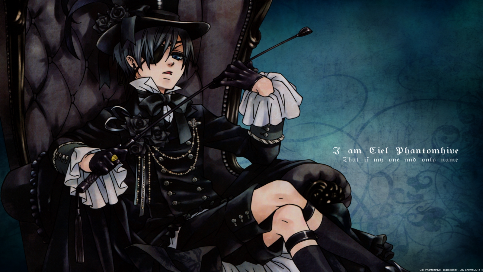anime wallpaper black butler wallpapersafari
