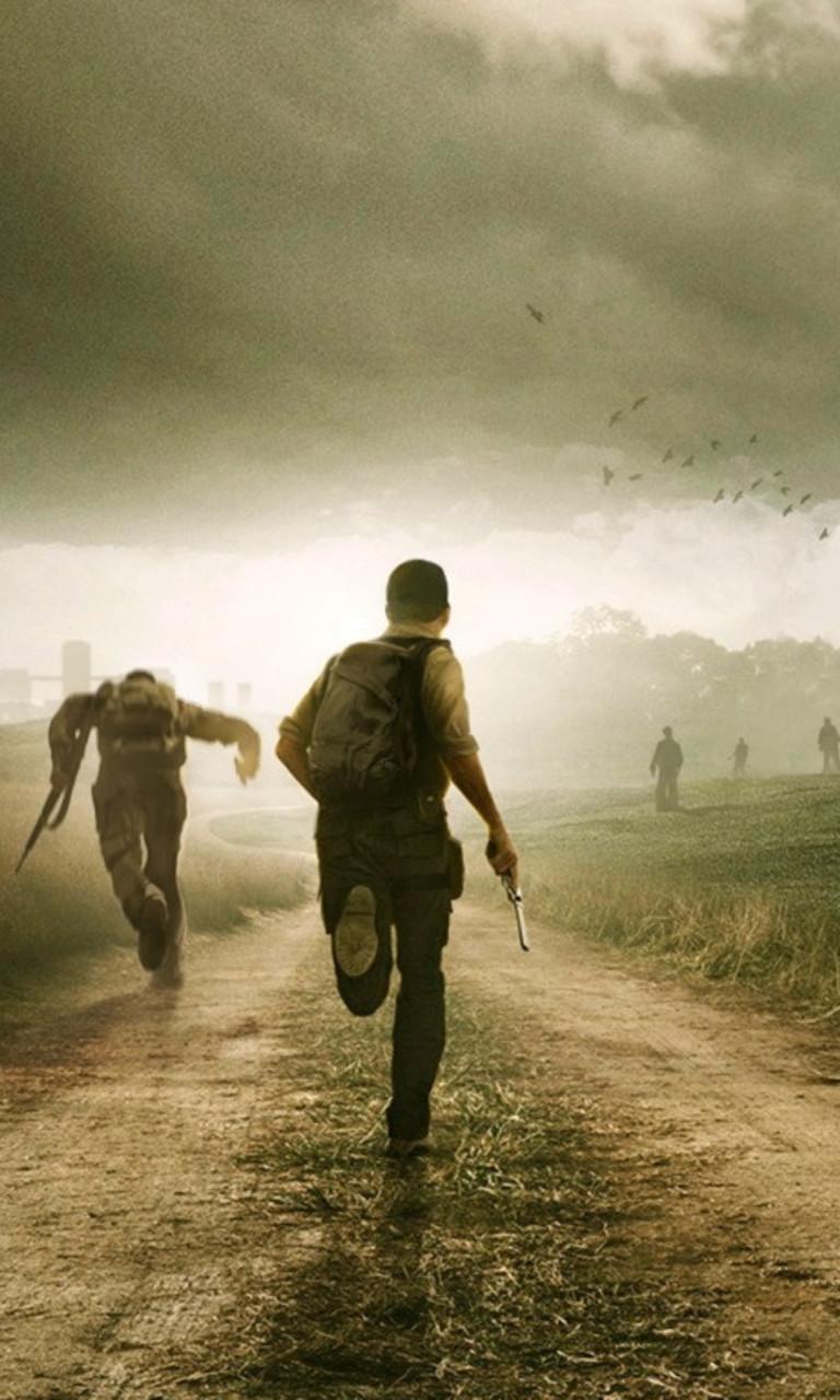 The Walking Dead DayZ Wallpaper for Nokia Lumia 920 768x1280