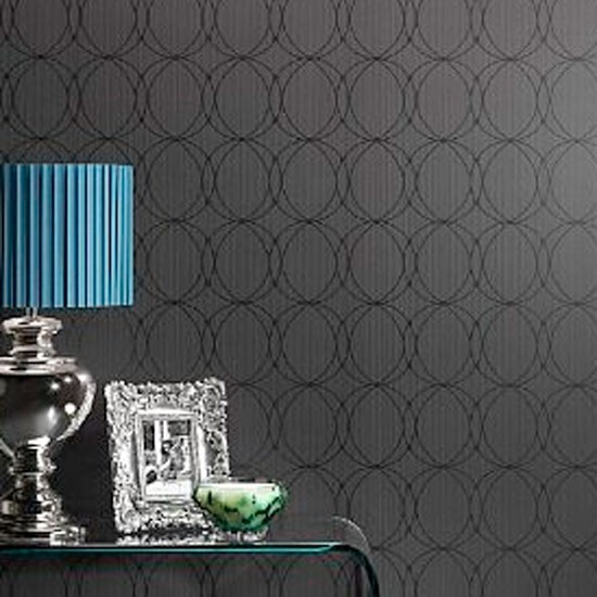 Geometric wallpaper from MS Contemporary wallpapers Wallpaper 550x550